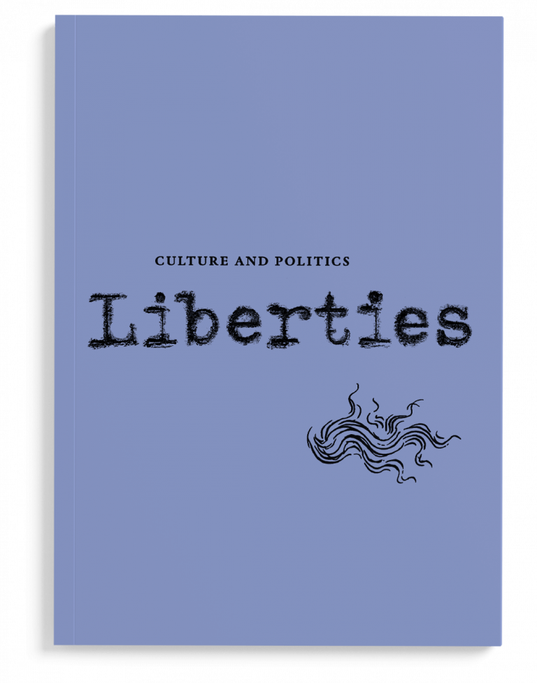 Liberties cover - issue 3