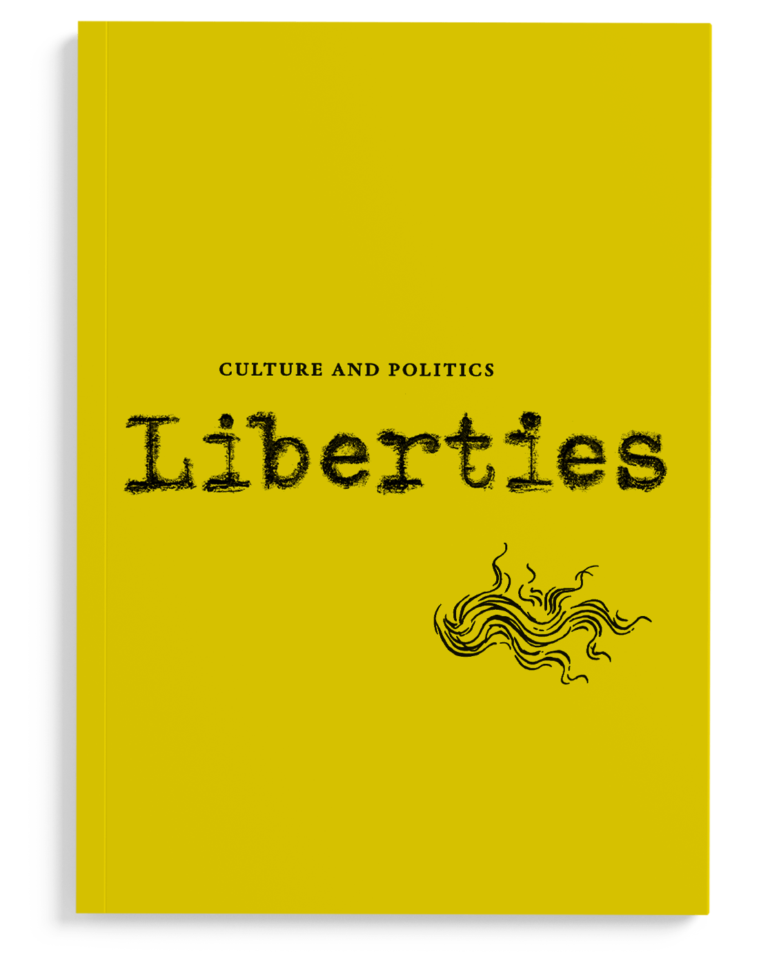 Liberties Edition 1 Cover