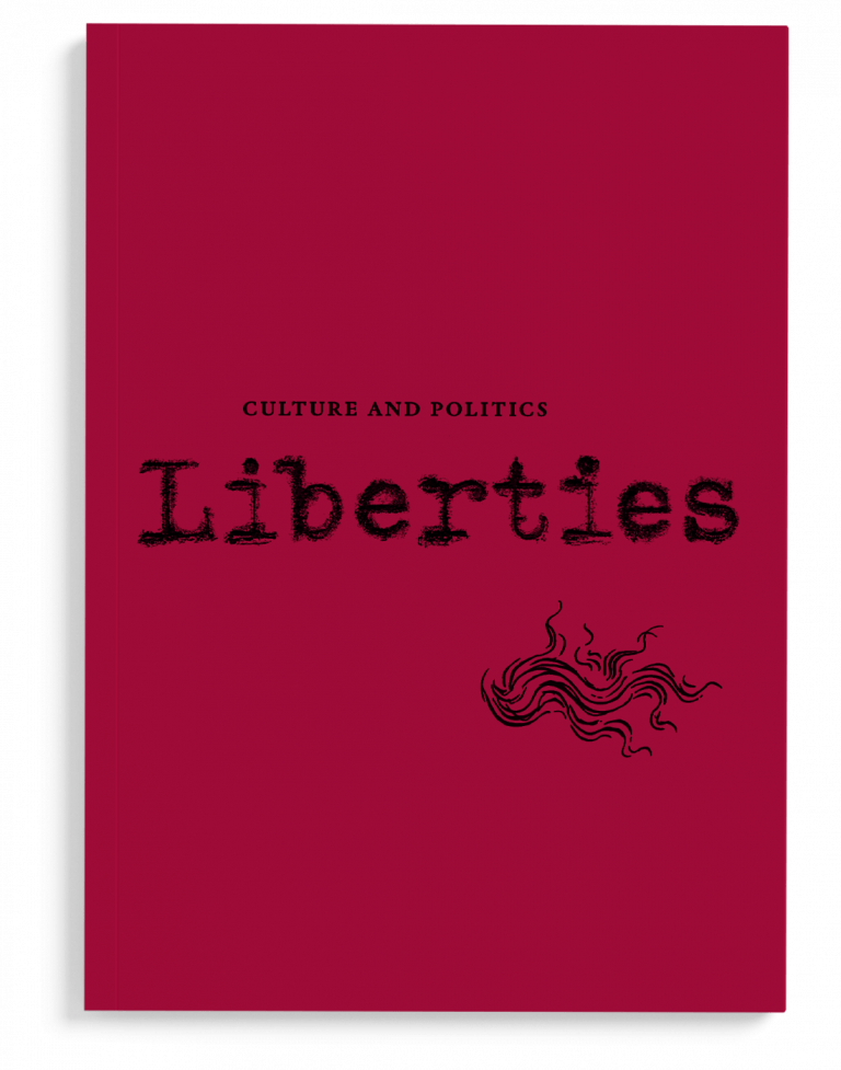 Liberties cover - issue 2